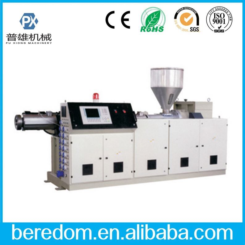 Perfect Running!! Pvc Plastic Pe Strap Pp Rattan Making Extrusion Machine