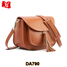 Fashion Genuine Leather Shoulder Bag DSLR Camera Bag for Women