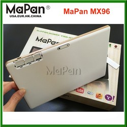 Newest model MaPan MX96 9.6 Inch MTK6582 quad Core GPS Tablet PC/ Best 3G Android Phone Call dual sim Tablet All In One 1280*800