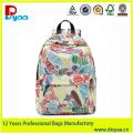 Hot Sell Fashional Canvas School Backpack Bag