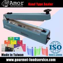 Top Sales Hand Type Impulse Sealer Sealing Machine With Cutter