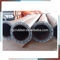Anti Corrosion Rubber Lined Steel Pipe