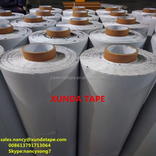 12mil similar polyken 955 outer wrapping tape for underground pipeline