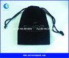 Wholesale Bags Drawstring Black Velvet Gift Packing Goods High Quality Custom Bag