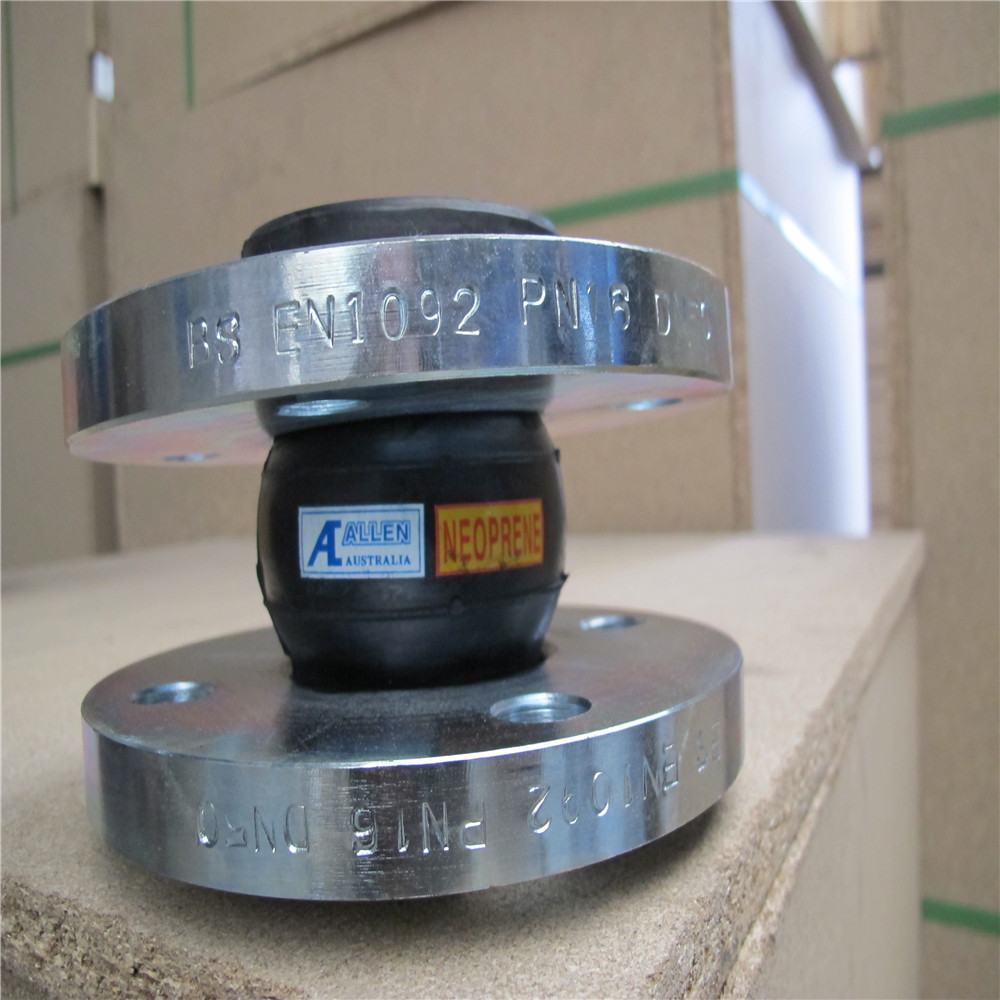 Top quality high sale Spherical rubber expansion joint