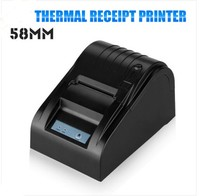 Newest bluetooth printer 58mm POS line thermal dot receipt printer machine POS printer