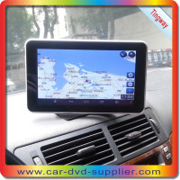 7inch android 4.4 super smart tablet pc 360 view car camera system