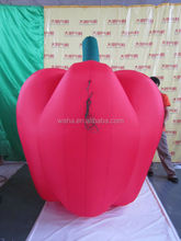 2014 new event decoration inflatable Replicas apple