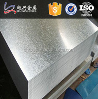 Cold Rolled Galvanized Sheet Metal Flat Sheets Price Per Ton