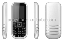 cheap stylish mobile phone small size china bar phone