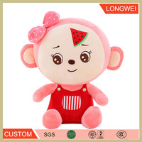 Marketable china shenzhen OEM valentine plush human doll toy