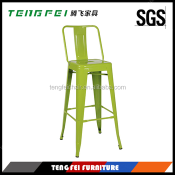 Used Metal chair/different height/various color to choose