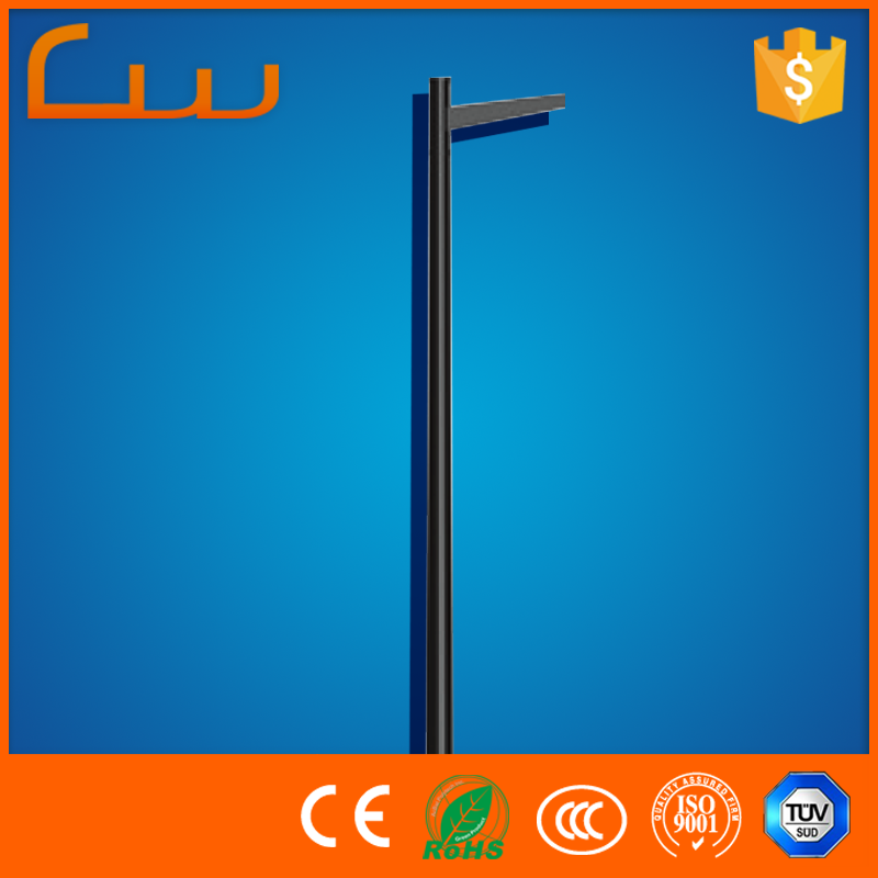 china hot sale lamp post manufacturer supplied led street pole
