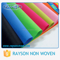 Low Price Quotation Sample $1 Yard Discount PP Spunbond Nonwoven Fabric