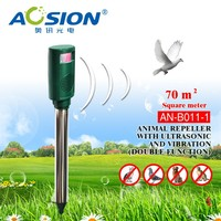 Aosion ultrasonic groundhog repellent