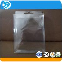 Pillow case plastic packaging container