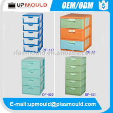 Factory injection mould/Moulding plastic drawer mold/molding