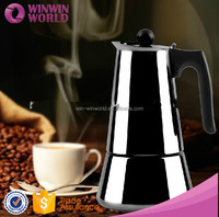 High Quality Stainless Steel European & Italian Vacuum Espresso Coffee Maker