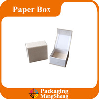 hot sell exquisite magnetic paper gift box for jewelry packing