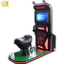 2017 Canton Fair hottest new mini vr machine kides game machine/kids horse racing electric game for sale