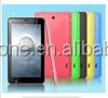 Hot sell A13 7 inch tablets that uses sim card 800*480 Capacitive