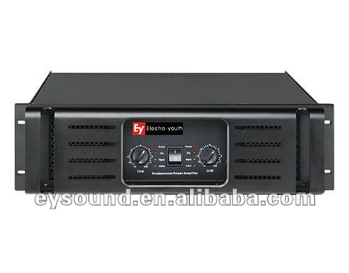 Pro stage audio 500w power amplifier P3000