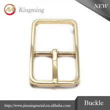 35MM Light Gold Metal Tri-Glide Shoes Buckle Parts