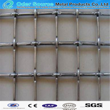 Free Sample Crimped wire mesh / wire mesh fencing panels