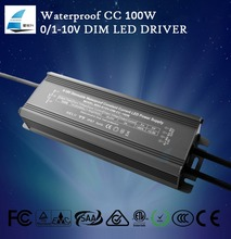 led emergency back up driver 1400ma 100w power supply 5 years dimmable driver
