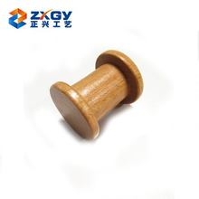 Newest Design Natural Wooden Thread Spool For Sale