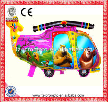 Cartoon aeroplanes polyamides aeroplane balloons aeroplane balloon for children