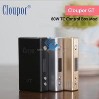 Cloupor New arrival box mod cloupor GT TC 80W made in malaysia products