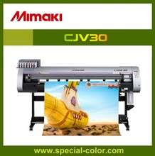mimaki cjv30-160 plotter with cutter