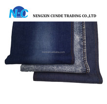 Wholesale 5oz light weight deep indigo denim fabric for shirt made in China