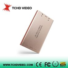 HDMI or SDI input PC laptop ipad game capture at 1080P@60fps USB capture dongle