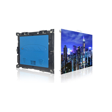 Full color seamless led video screen dj display wall