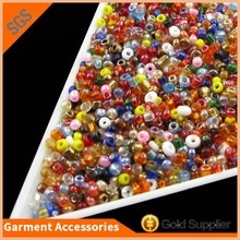 Colorful Mini crystal Strass beads Sew on Glass Beads For Neckline Decorate