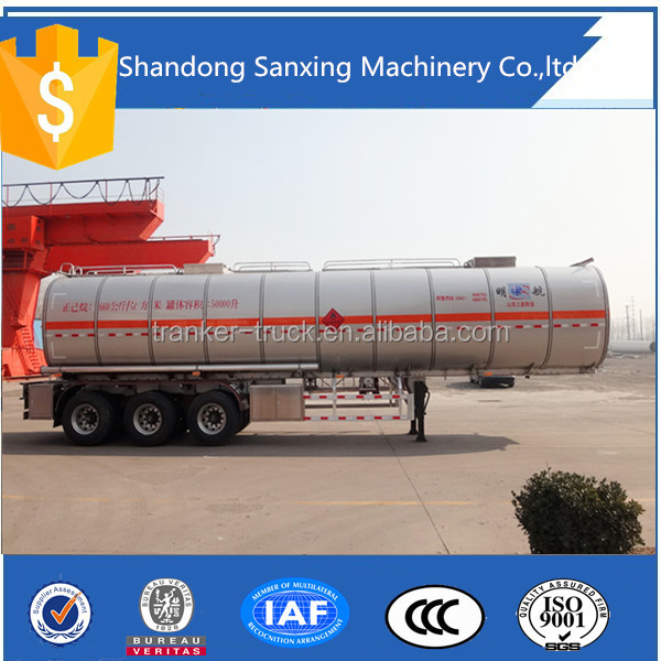 50000 Liters Cheap Fuel Transportation Acid