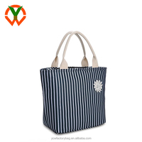 Lunch / Picnic Bag - Insulated Reusable Lunch Tote Organizer Bag/Large Capacity Cooler Handbag for Women and Girls