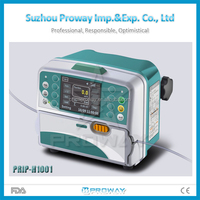 CE Approved High Quality Infusion Pump PRIP-H1001with Rotatable Pole Clamp