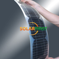 high efficiency monocrystalline flexible solar panel 80w with TUV/PID/CEC