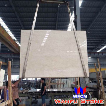 quarry ivory cream marble slab