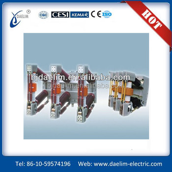 ZN28A high voltage vacuum 12kv indoor circuit breaker