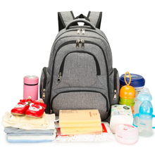 China supplier Multi purpose Diaper Backpack <strong>w</strong>/ Nappy Changing Mat Stroller Straps Nappy changing mummy backpack
