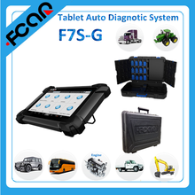 Fcar F7S-G Heavy Duty trucks and Gasoline cars scanners