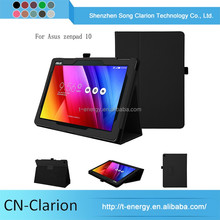 All colors avaliable Alibaba China Printable Leather Case For ASUS ZenPad 10 Z300C