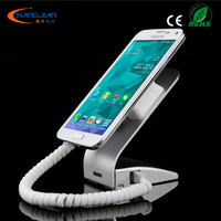 Mobile phone / smartphone / cellular phone security display stand / display holder with alarm and charge function