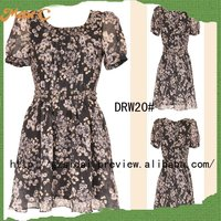 2012 Korean new style fashion sweet dress DRW20#