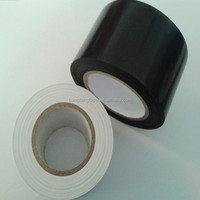Alibaba China pvc pipe wrapping tape uv protective tape