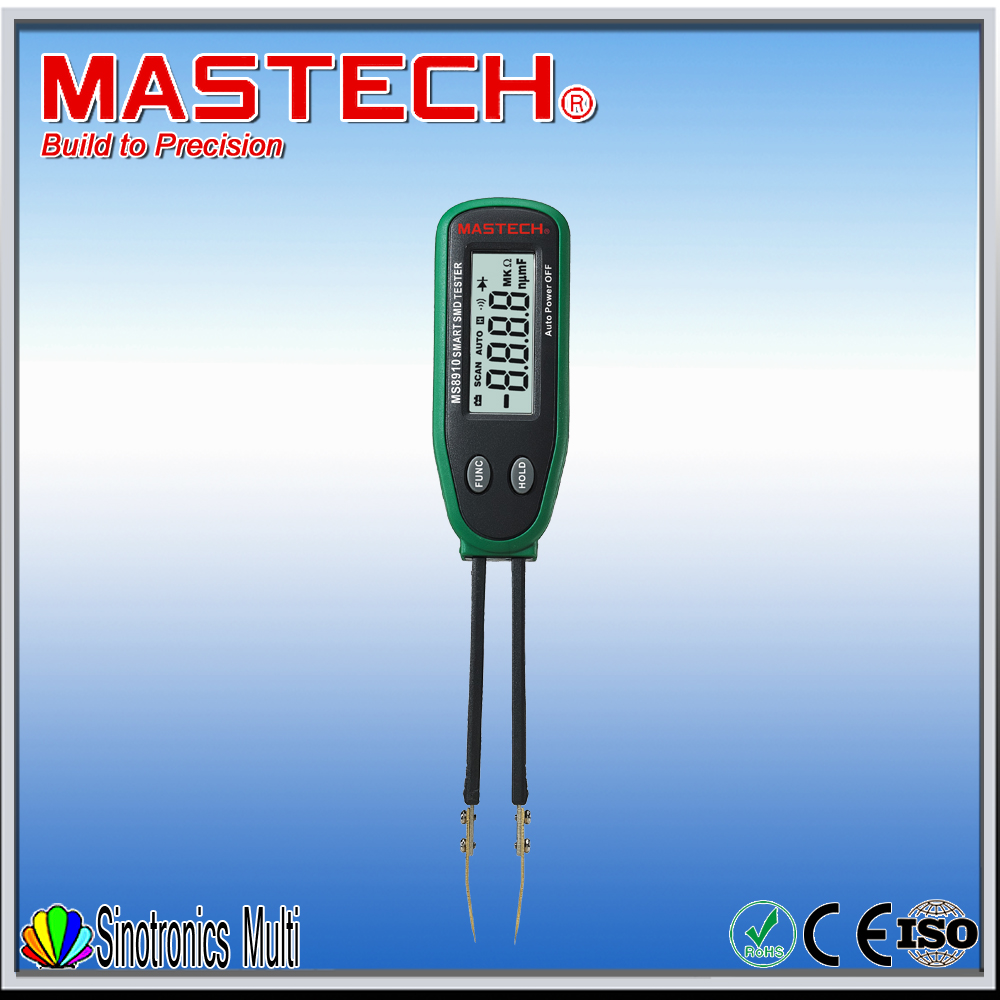 Best Smart SMD Tester Smart tweezers Mastech MS8910